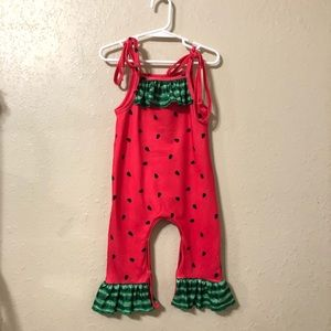 Other - Baby Romper with snap closures. Size 12-18mths
